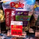 Checkout 51 Dole Salad Cash Rebate - Mar 21, 2013 saveu