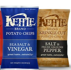 Checkout 51 Kettle Brand Chips Cash Back Rebate - Mar 21, 2013 saveu