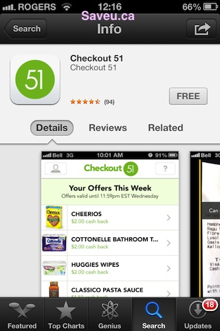 Checkout 51 AppStore free App download