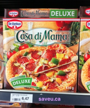 Checkout 51 Dr. Oetker Pizza for Mar 28 - April 3, 2013