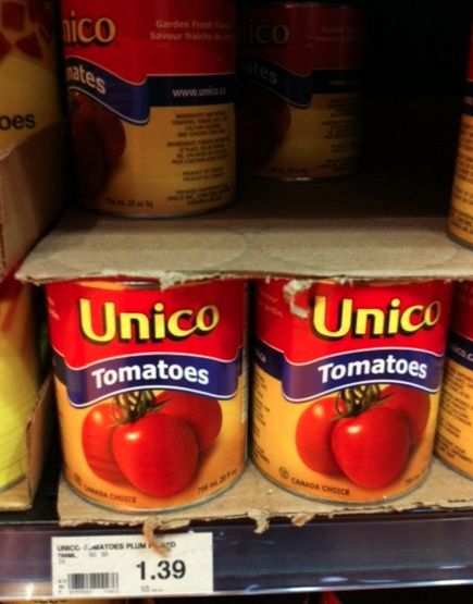Checkout 51 Unico Tomatoes Apr 18-24, 2013