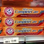 Checkout 51 Arm & Hammer Toothpaste Mar 14, 2013