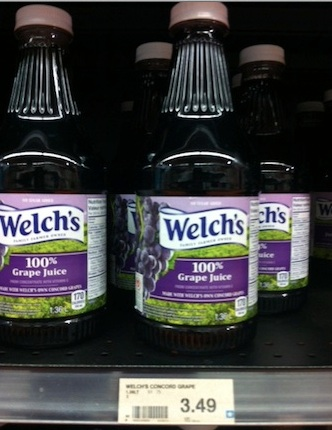 Checkout 51 Welch's 100% Grape Juice - Mar 14, 2013