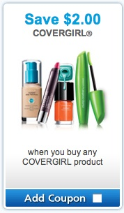 Save $2 coupon for Covergirl - P&G Brandsaver Mar 2013