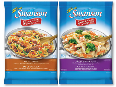 Checkout 51 April 25-May 1, 2013 Swanson Skillet Meals
