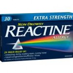 Reactine Coupon