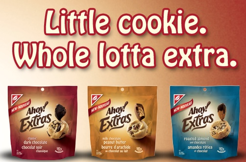 Ahoy Extras Soft Cookies Coupon Save $1.00