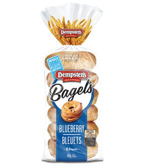 Checkout 51 Cash Rebate Offer Dempster's Bagels Apr 11-17, 2013