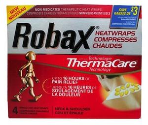Robax Heat Wraps Coupon