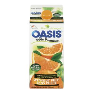 Checkout 51 - Oasis Orange Juice May 9-15, 2013