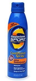 Coppertone Checkout 51 Cash Rebate