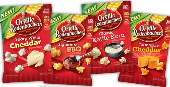 Orville Redenbacher's Ready to eat popcorn - Checkout 51 - May 16-22, 2013
