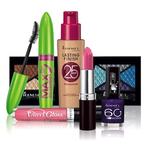 Rimmel London Products Coupon Save $2