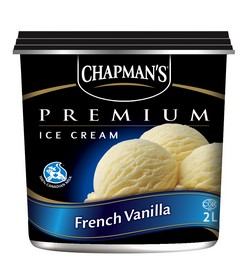Save $1.50 on Chapman's Icecream Checkout 51 - May 23-29, 2013