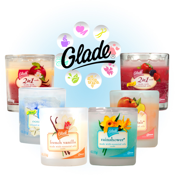 Glade Candles Save $2 Checkout 51 May 23-29, 2013