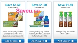 Swiffer Solutions Multipurpose Cleaner Coupon