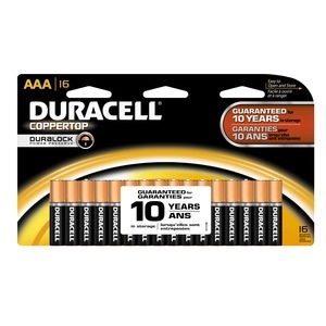 Duracell Coupon Save $1.00