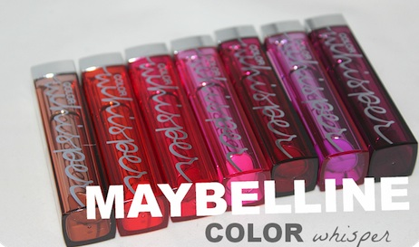 Maybelline Color Whisper Lipstick Coupon Save $1