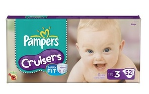 Pampers Coupon Save $3.00 on Pampers Diapers or Diaper Pants