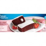 Weight Watchers Red Velvet Cake - Save $2.00 coupon
