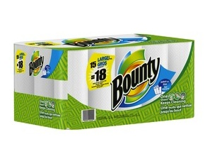Bounty Coupon Save $0.50 on Bounty Paper Towels June 2013