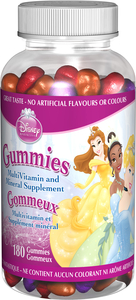 Disney Vitamins Coupon - Save $1.50 on Vitamins and Supplements