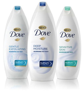 Dove Body Wash Coupon - Save $1.00
