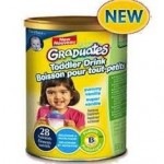 Free sample of Gerber Graduates Toddlers Drink