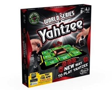 Hasbro World Series Yahtzee Checkout 51 Cash Rebate