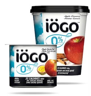 Iogo 0% coupon to save $0.75