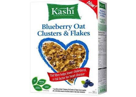 Kashi Blueberry Oat & Clusters Checkout 51 Cash Rebate