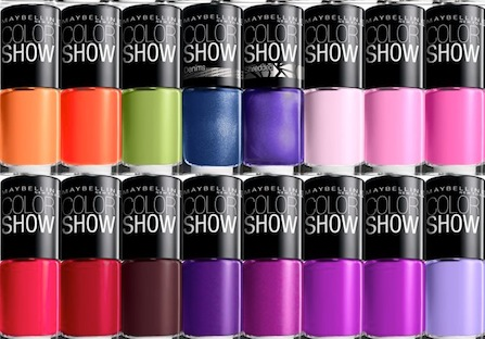 Maybelline Colorshow Nail Polish Coupon Save $2.00