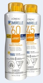 Ombrelle Coupon Save $3 on Sunscreen