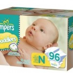 Save on Pampers Swaddlers, Pampers Cruisers