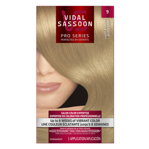 Vidal Sassoon Pro Series Hair Color Coupon Save $3.00