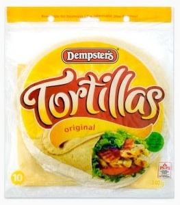 Dempster's Tortillas Checkout 51 cash rebate