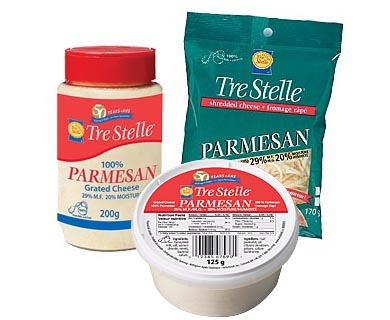 Tre Stelle Parmesan Cheese Checkout 51 Cash Rebate