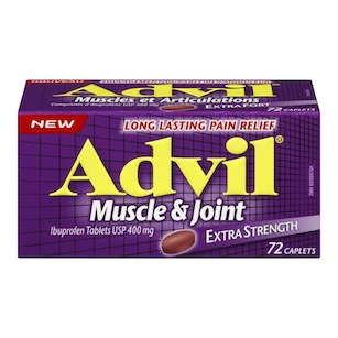 Advil Coupon - Save $3 on Advil Muscle & Joint