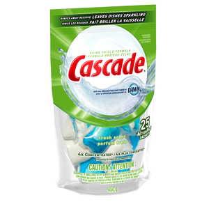 Cascade Coupon - Save $1.50 on Cascade Actionpacs