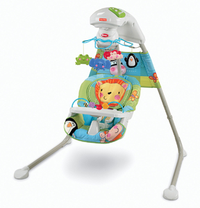 Fisher-Price Cradle & Swing Coupon 2013