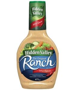 Hidden Valley Ranch Salad Dressing Coupon
