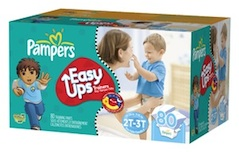 Pampers Coupon - Save $2 on Pampers EasyUps or Pampers UnderJams