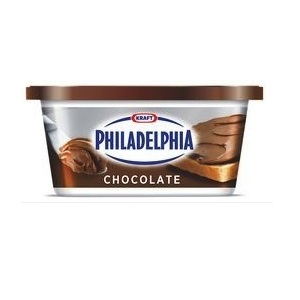 Phllly Chocolate Cream Cheese