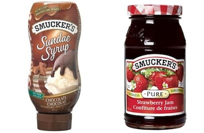 Save $1 on any Smuckers product - Jam / Sundae Topping
