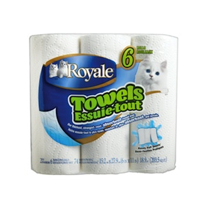 Royale Paper Towels Coupon
