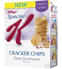 Special K Cracker Chips Zesty SW Coupon Save $1