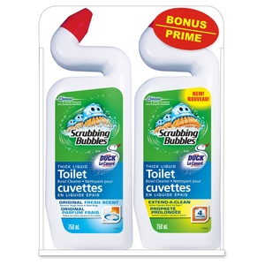 Toilet Duck Toilet Bowl Cleaner coupon