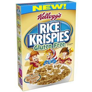 Kellogg's Rice Krispies Brown Rice Cereal Checkout 51