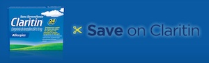 Claritin Allergy Coupon 2014 - Save $3