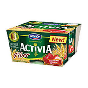 Danone Coupon - Save on Danone Activia Fibre Yogurt